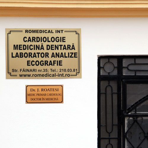 Despre clinica medicala ROMEDICAL INT