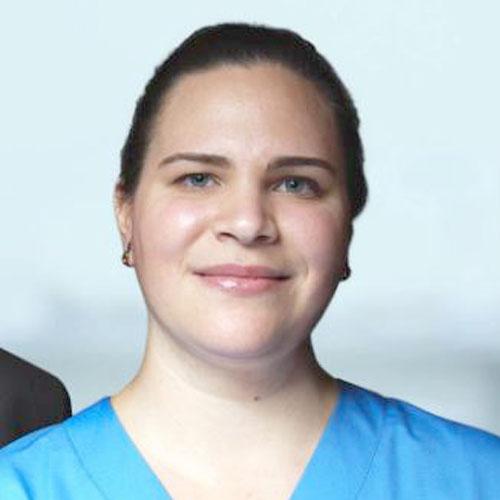 Medic Georgiana Petrescu